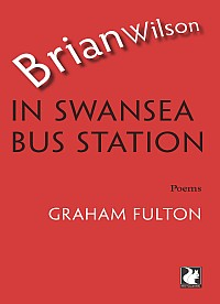 Brian Wilson in Swansea Bus Station